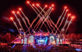 End Show Tomorrowland