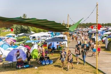 Magnificent Green campingen