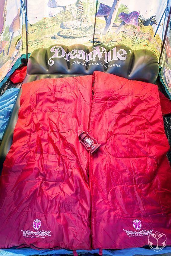 Insidan på Easy Tent